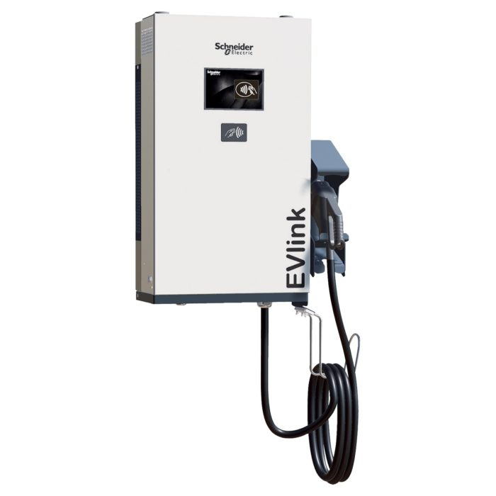 EVlink DC fast charge CCS