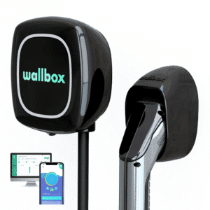 Wallbox Pulsar/Pulsar Plus Black